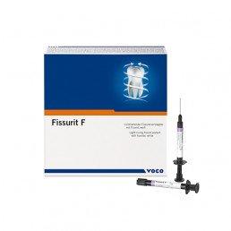 Фиссурит F 1292 - (шпр 2 х 2 мл) белый светоотв герметик для фиссур со фтором (Voсo)