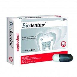 Биодентин (Biodentine) (15+15 капсул) - цемент для пломбирования каналов Septodont              (есть возможность купить 5+5капсул. Обращайтесь к менеджерам)
