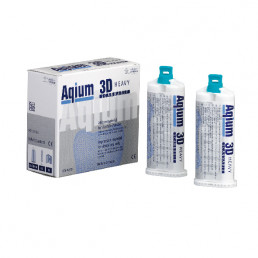 Aqium 3D HEAVY (2х50мл) А-силикон MUELLER-OMICRON (Aqium 3D HEAVY)