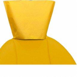 Чехлы для подголовников 33x26,5(ШхВ) лимонные(100шт)  Кристидент