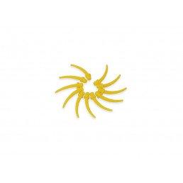 Интераоральные канюли(носики - насадки) Intraoral mixing tips, Желтые, 25 шт./уп