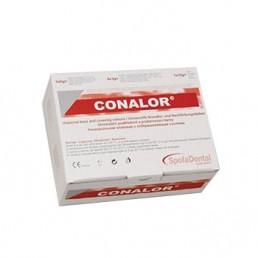 Коналор НАБОР (3*6г.осн цв.+4*3г доп.+16г жидк) SpofaDental