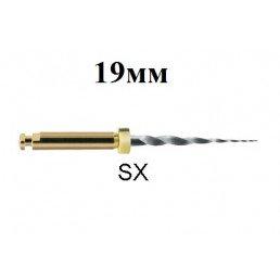 ПроТейпер машинный 19 мм SХ (6 шт/уп) Оранжевый, Dentsply