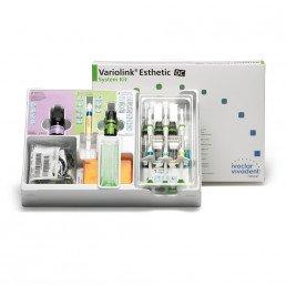 Вариолинк Эстетик DC System Kit/AdheSE БУТ. (6 шпр) для фиксации виниров IVOCLAR (Variolink Esthetic)