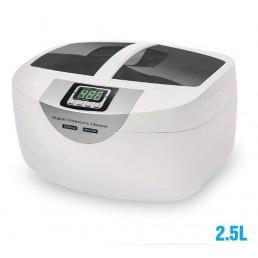 Ультразвуковая мойка (2.5л, цвет White)  Ultrasonic Cleaner
