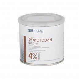 Убистезин Форте 4%, 1:100 000 (50 карпул) Карпульный анестетик с эпинифрином, 3М