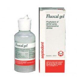Флюокал гель-гель для профилактики кариеса (125 мл) Septodont