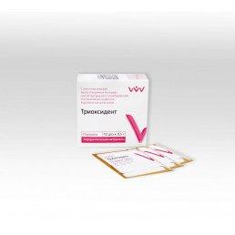 Триоксидент (пор.10 пакет*0,5 г) Стоматологический водозатворимый материал, без инструмента, ВладМиВа