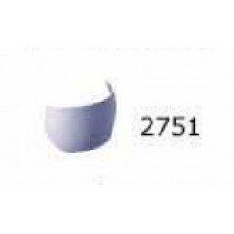 2751 Матрицы Hawe Adapt, умеренный изгиб (высота 5 мм, толщина 0,05 мм, 100 матриц+100 апроксимальных формочек) голубые, KERR