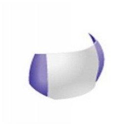 754 Матрицы Hawe Adapt, усиленный изгиб (высота 6,5 мм, толщина 0,05 мм, 100 матриц+100 апроксимальных формочек) прозрачные, KERR