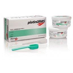 Платинум-85 (450 г + 450 г) А-силикон повышенной точности для использования в зуботехнической лаборатории, Zhermack