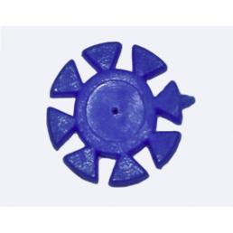 Счетчик для использования инстр. Синие (100 шт/уп) Kagayaki (Кагаяки) (Ромашки)