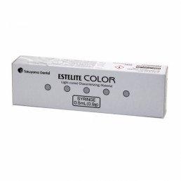 Эстелайт Колор цвет Clear  (1шпр*0.9гр/0.5мл) Tokuyama Dental (Color)