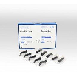 Дентлайт флоу A2 (20 капсул*0,25 г) Текучий композитный материал светового отверждения, ВладМиВа