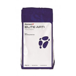 Гипс (3 класс) Элит Арти (3 кг) Артикуляционный белый, Zhermack