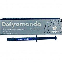 Daiyamondo (1 шпр*1 г) полир паста алмазная Kagayaki (Кагаяки)