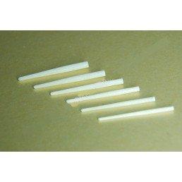 Стекловолоконные штифты Конические К5 (уп 6шт) Форма