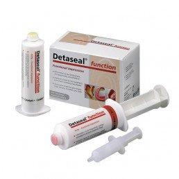 Детасил функцион (2*80мл) слепочный матер. для функционального оттиска DETAX (Detaseal function)