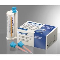 Темпофит премиум А1 (10:1, 75гр) пластмасса для временных коронок DETAX (Tempofit premium)
