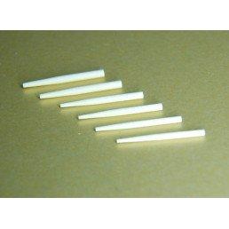 Стекловолоконные штифты Цилиндро-конические S1 (уп 6шт) Форма