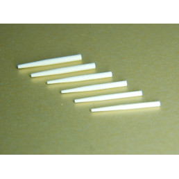 Стекловолоконные штифты Цилиндро-конические S2 (уп 6шт) Форма