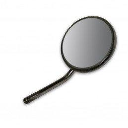 Зеркало №8 стомат. увелич., 30мм (6шт) Optima 10-8-SS с покрытием кромки зеркала, Roeder