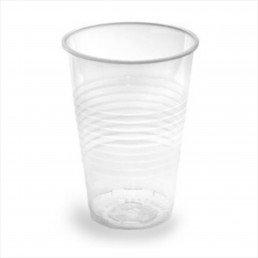 Стакан пластиковый прозрачный 200мл (100шт/уп)