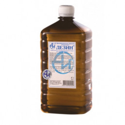 Дезин (1л) хлоргексидин 20% концентрат Дезиндустрия
