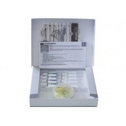 Вискостат Clear Dento-Infusor Kit (4шпр*1,2мл+20 насадок) - прозрачный коагуляционный гемостатик UL6409 Ultradent