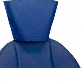 Чехлы для подголовников 33x26,5(ШхВ) синие(100шт)  Кристидент