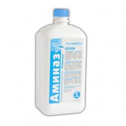 Аминаз (1л) Концентрат. Моюще-дезинфицирующее средство широкого применения, Уралхимфарм
