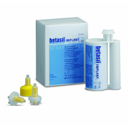 Бетасил Варио Имплант (2х380мл)  А-силикон MUELLER-OMICRON (Betaseal Vario Implant)