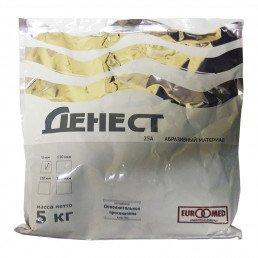 Порошок для пескоструйки(оксид алюм.), Электрокорунд (Денест), 150мкм, 5кг (белый)