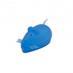 "Бокс для молочных зубов ""Мышка"" QT-007 (Синий) Revyline"