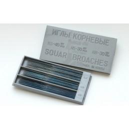 Иглы корневые Миллера ассорти 100 шт/упаковка КМИЗ