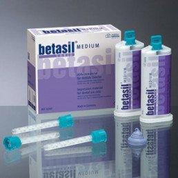 Бетасил Варио Медиум (2х50мл) корригирующий, А-силикон MUELLER-OMICRON (Betaseal Vario Medium)