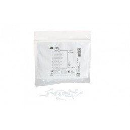 Канюли интраоральные, белые (50 шт/уп) 3М
