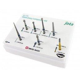 Набор алмазных боров Composit Kit  (7 шт) JOTA