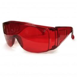 Очки защитные (красные)