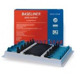 Ионозит (20 шпр*0,33 г) светоотв компомерный прокладочный материал, DentStar (Ionosit Baseliner)
