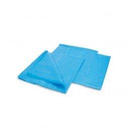 Простыня операционная стерильная 80 см Х 70 см, плотн 18гр/кв.м. (1шт) Инмедиз