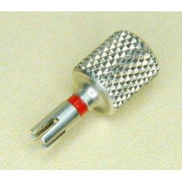 Ключ для штифтов титановых шлицевой КШ-2,5 (1 шт) Форма