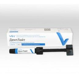 ДентЛайт ЕА3 (1 шпр*4,5 г) Композитный материал светового отверждения, ВладМиВа