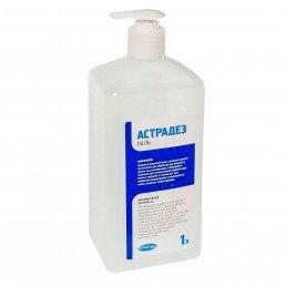 Астрадез гель (1л) с дозатором. Кожный антисептик. ГигиенаМед