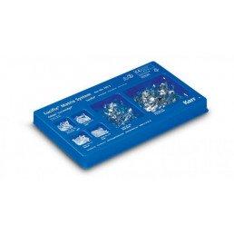 785 S Набор Прозрачных матрицы Blue Lucifix (в наборе матрицы и клинья) KERR