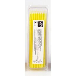 Аппликаторы Microbrush Файн средние(желтые) 100шт (МикроБраш)