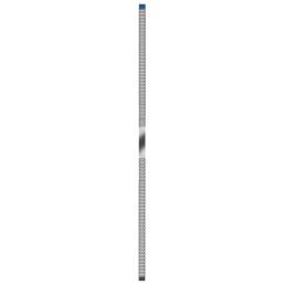Штрипсы перфорированные синие FS3-MP (10шт) NTI