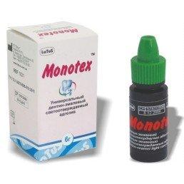 Монотекс (6мл) - бесспиртовой адгезив 5-го поколения Латус