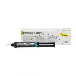 Мультилинк Автомикс (1шпр*9гр) Опаковый - цемент для фиксации виниров IVOCLAR 615218WW (Multilink)