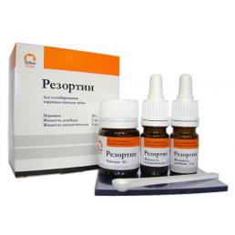 Резортин (10гр, 5мл) с отбеливающим компонентом Технодент